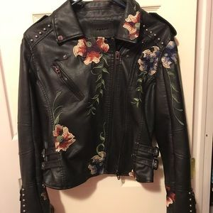 Blank NYC Jackets & Coats - BlankNYC As You Wish faux leather moto jacket